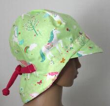 Einhorn  Pferde Sommerhut  Mädchen Sommermütze-Schirmmütze Kinder DaWanda