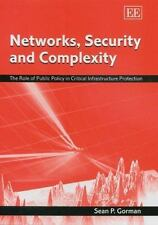 Networks, Security And Complexity: The Role of Public Policy in-ExLibrary