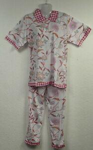 Damen Pyjama-Set Nachtwäsche R668 Pijama Nachtwäsche Nachtanzug Schlafwäsche
