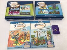 Pre K Hooked On Math Phonics Learning Color Shapes Letters Cd's Incomplete Set