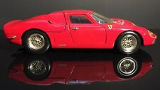 1/18 Hot Wheels Ferrari 250 LM Red W/ Black Interior