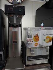 Tea or Juice dispenser Omega dOsd20 Commercial 1/3-Horsepower Drink Dispenser