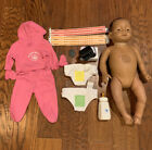 Realityworks Real Care Baby 2 Plus Hispanic Female W/ Accessories Tested A13