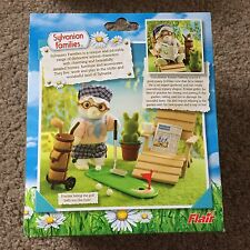 Sylvanian Families Retired Flair Grandfather at Home Set RARE HTF BNIB