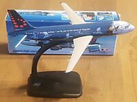 Brussels Airlines Magritte Airbus A320 Belgian Icons 1:200 Snap Fit Model-