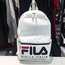 b054783137c8 New FILA HERITAGE COURT BACKPACK WHITE FS3BPA5301X FILA BAKCPACK FILA BAG  TAKSE