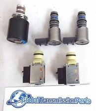 4L60E Basic Electronic 1-2 3-4 3-2 Solenoids EPC Force Motor Swap Kit 1995 ONLY