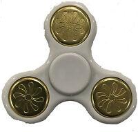 EDC hand focus 3D Fidget TRI spinner ceramic Bearing Gift toys relieves stress