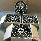 18x8 Wheels Fit Mercedes CLA 250 C250 C300 C350 E350 E550 18 Inch Rims Set 4