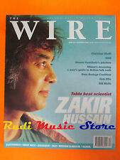 rivista WIRE 202/2000 Zakir Hussain Him Otomo Yoshihide Christian Wolff * No cd
