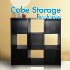 New Bookcase / Bookshelves / Bookshelf / Book Shelves 9 Cube Storage