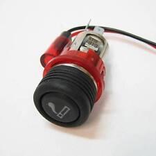 Rojo iluminado Encendedor De Cigarrillos Universal