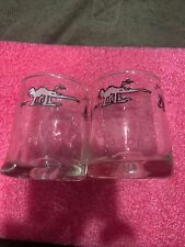 Set of Two B.C. Comics Zot the Anteater Juice Glasses by Johnny Hart