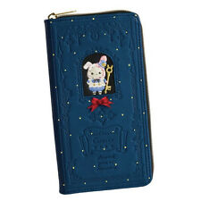 San-X Sentimental Circus Book Type Wallet - shadow of Alice (WL28001) 20C