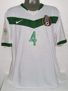 NIKE MEXICO AWAY WC2006 MARQUEZ S ORIGINAL JERSEY SHIRT