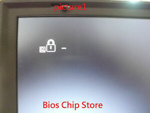 BIOS PASSWORD UNLOCK CHIP Lenovo T540p,remove Bios Password & disable computrace