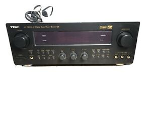 TEAC AG-8900  AV Digital Home Theater Receiver Excellent Condition