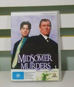 MIDSUMMER MURDERS DVD SEASON 1