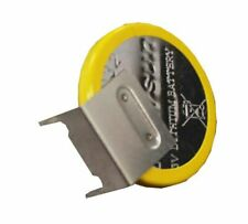 Battery Type Button 3V Format CR2025, With Two Pines. Batteries Button