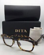 DITA Eyeglasses ATLAS DRX-2063-B-TKT-BLK-51 51-19 147 Tokyo Tortoise Frame