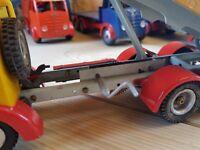 Shackleton Foden FG tipper clockwork wind up lorry tipper handle....