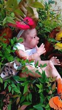 Pre-Owned~REBORN DOLL~AUTUMN FAIRY~Jasper Sculpt~14""