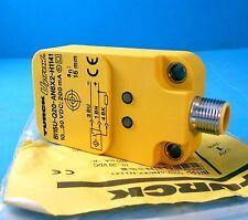Turck (BI15U-Q20-AN6X2-H1141) 20mm rectangular sensor, Embeddable Euro