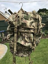 MILITARY MTP BERGEN 60 LITRE BRITISH ARMY STYLE UTP RUCKSACK CADET PATROL PACK