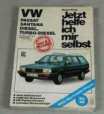 Livre: vw passat/santana/diesel/turbo-diesel à partir de nov. 1980-reparaturanltg./s221