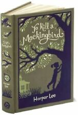 to Kill a Mockingbird Leather Bound Hardback by Barnes & Noble Collection
