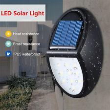 LED Solar Light Lamp 10 LED Waterproof Motion Sensor Outdoor Garden wall Lights