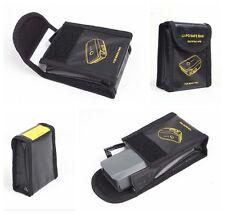 Fire-proof Lipo Battery Safe Guard Bag Protective Case for DJI Mavic Pro Drone