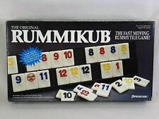 Rummikub Board Game 1990 Pressman Toy Corp 100% Complete Excellent %%