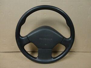91 92 93 Dodge Ram Pickup Truck Ramcharger Factory Steering Wheel 1st Gen