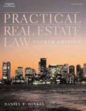 Practical Real Estate Law (The West Legal Studies Series)