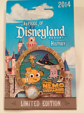 ce0cb9a7cb01 Pin 107526 DLR Piece of Disney History 2014 Finding Nemo Submarine Voyage  LE1500