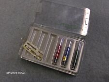 Polygraph kegel nibs Lettering Pens 3 Assorted Sizes In Original case Germany