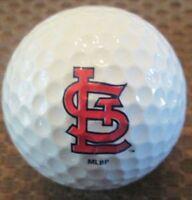 (36) 3 DZN (St. Louis Cardinals SL LOGO)  Bridgestone NEAR MINT AAAA Golf Balls