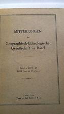 1924-25 suisse ergolzgebiet Bâle