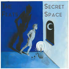 "Secret Space / The Flats - Split [New 7"" Vinyl] Colored Vinyl, Digital Download"