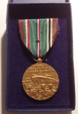 WW II U.S. Navy European Campaign Medal with SILVER STAR