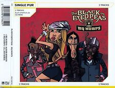 BLACK EYED PEAS : MY HUMPS / 2 TRACK-CD - TOP-ZUSTAND