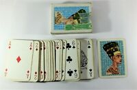 Vintage Egypt PHARAONIC Playing Cards / card game deck