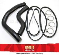 Radiator Hose & Belt SET for Mitsubishi Pajero NF/NG/NH/NJ/NK V6 3.0 6G72 88-97