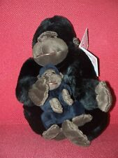 GORILLA BABY & MOM (could be DAD)  Kohl's plush ape
