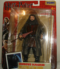 +HARRY POTTER DEATHLY HALLOWS RUBEUS HAGRID COLLECTORS ACTION FIGURE RARE