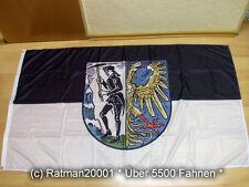 Fahne Flagge Beuthen vor 1945 Oberschlesien Digitaldruck- 90 x 150 cm