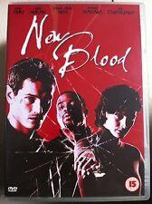 John Hurt Nick Moran Carrie-Anne Moss NEW BLOOD ~ 1999 Crime Thriller ~ UK DVD