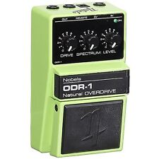 Nobels Electronics ODR-1 Overdrive Guitar Effects Pedal w/Spectrum Control
