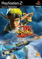 PS2 Jak And Daxter The Lost Frontier Video Game New Sony Playstation NTSC T-406